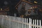 weihnachtshaus deining weihnachten, © Foto: Susette Kleiner