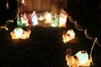 weihnachtshaus deining weihnachten Susette Kleiner, © Foto: Susette Kleiner