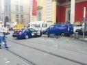 Mehrere Passanten sind an der Staatsoper in München durch ein schleuderndes Fahrzeug verletzt worden, © Mehrere Passanten sind an der Staatsoper in München durch ein schleuderndes Fahrzeug verletzt worden