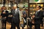 Celebrate In Style spielt in einem Münchner Kaufhaus