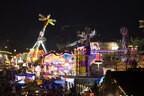 Lichter Wiesn bunte Fahrgeschäfte Oktoberfest Fakten