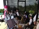 Volksmusik auf dem Hofbräudult , © Beim Hofbräudult kam auch die Musik nicht zu kurz
