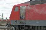 brennende IC-Lok München, © Feuer in Intercity-Lok legt Bahnverkehr in München für Stunden lahm - Foto: Berufsfeuerwehr München