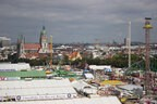 Bild Oktoberfest München , © Die Verkehrsregelungen rund um das Oktoberfest 2015 sind präsentiert worden