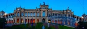 Der Landtag Bayerns in München, © Der Bayrische Landtag  - Foto:  Dirk Schiff/Portraitiert.de