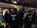Hauptbahnhof Ankunft Refugees