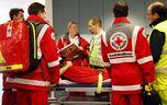 Sanitäter, Ärzte und Helfer auf der Wiesn, © Die Einsatzkräfte des Roten Kreuzes bei ihrer Arbeit während der Wiesn - Foto: Sascha Kletzsch