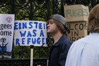 © Refugees welcome - Demonstration in London