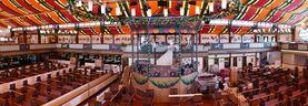 marstall oktoberfest wiesn leer, © Heuer zum zweiten Mal dabei: Das Marstall