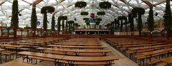 Hofbräu Festzelt wiesn