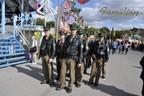 Polizisten auf einem Oktoberfestrundgang, © Die Münchner Polizei bereitet sich auf das Oktoberfest 2015 vor