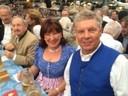 © Münchens Oberbürgermeister Dieter Reiter mit seiner Frau Petra