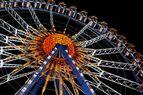 Riesenrad bei Nacht, © Riesenrad bei Nacht
