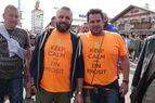 """Oktoberfest 2015, Gäste, Engländer, © Oktoberfest 2015 - """"Keep calm"""""""
