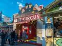 Der Circus auf der Wiesn