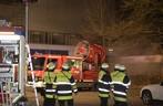 Brandstiftung in einer Tiefgarage in Neuperlach, © Brandstiftung in einer Tiefgarage in Neuperlach - Foto der Berufsfeuerwehr München