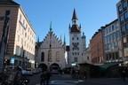 Altes Rathaus am Münchner Marienplatz, © Altes Rathaus am Marienplatz