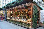 © Der Christkindlmarkt auf dem Marienplatz in München
