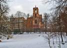 München Schnee Winter