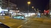 euro industriepark unterkunft feuer polizei im einsatz