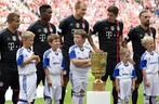 FC Bayern München im DFB-Pokal, © Rico Güttich / muenchen.tv