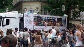 Politparade Christopher Street DAY (CSD) München 2016 - LSU (CSU Gruppierung)