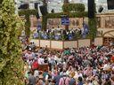 OKtoberfest 2016: Es wird über ein Rucksackverbot diskutiert.