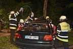 Unfall im Karl-Marx-Ring, © Foto: Berufsfeuerwehr München