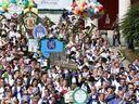 Das Standkonzert 2016 an der Bavaria