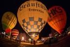 © Ballonglühen bei der Montgolfiade am Tegernsee - Foto: alpinbilder.de