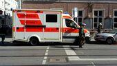 notarzt unfall fraunhoferstrasse Krankenwagen, © Symbolbild: Krankenwagen im Einsatz