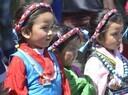 Tibrtanische Mädchen, © Fotos: Copyright Hr. Schwalmberger
