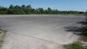© Reste der Start- und Landebahn