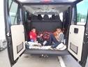 Minderjährige im Koffer von Schleusung, © Foto: Bundespolizei