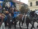 Oktoberfest 2017: Trachten und Schützenumzug