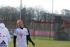 © Arjen Robben ist fit für die Rückrunde.