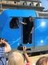 E-Lok wird von Ilse Aigner eingeweiht - Wir feiern Bayern