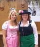 © Oktoberfest 2018: Fanny Werther mit Kabarettistin Luise Kinseher im Zum Stiftl