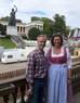 © Schauspieler Hannes Jaenicke und Ministerin Ilse Aigner auf dem Käfer-Balkon