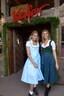 Wiesn, Oktoberfest, München, münchen.tv, Promi, Star, Fanny Fee Werther, © Fanny Fee Werther und Moderatorin Viviane Geppert