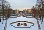 München Schnee Winter, © Symbolfoto
