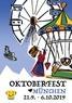 Oktoberfest: Entwurf für das Wiesn-Plakat 2019 , © Referat für Arbeit und Wirtschaft